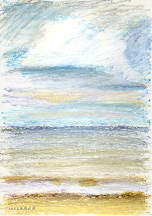 pastele - Chmura - Świnoujście